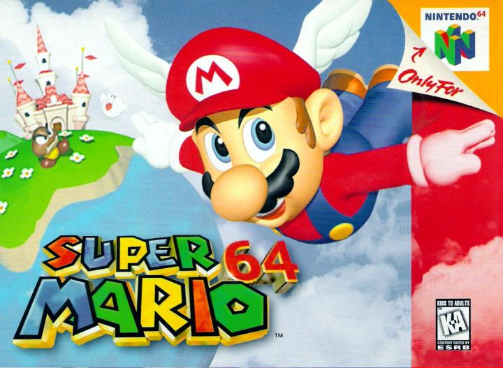 SuperMario64-CoverN64
